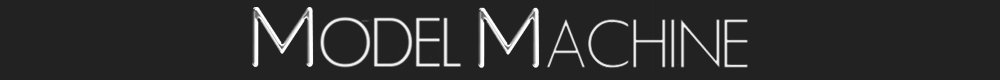 ModelMachine Logo with background